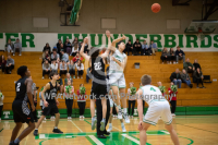 Gallery: Boys Basketball Central Kitsap @ Tumwater